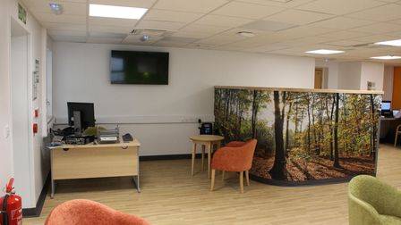 A new £625,000 Cancer Wellbeing and Support Centrehas opened at The Queen Elizabeth Hospital King's Lynn.