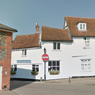 The owner of Lavenham Blue Vintage Tearooms has submitted a planning application