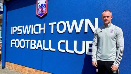 Francis Jeffers is back with Ipswich Town as first-team coach