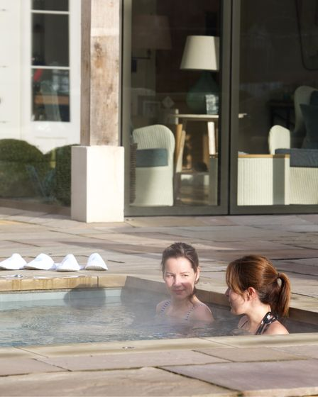 Weaver's House Spa at The Swan at Lavenham