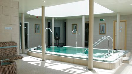 Ufford Park's Thermal Suite spa