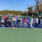 East Bergholt Tennis Club has seen a real rise in players since the end of the lockdown