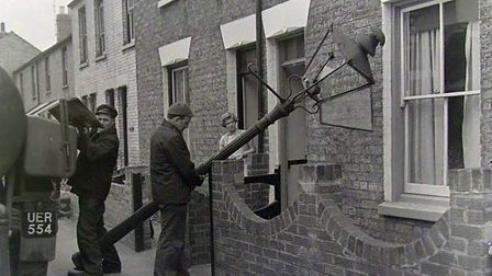 May 1953:Dr A.L. Peck lectured to Cambridge Antiquarian Society on old street lamps