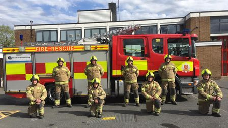 On-call firefighters are joining fire stations at Saffron Walden, Dunmow, Leaden Roding, Halstead, Ongar, and Waltham Abbey