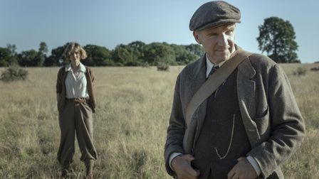 The Dig, starring Ralph Fiennes and Carey Mulligan.