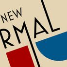 The New Normal podcast logo
