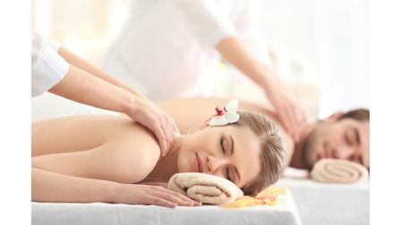 The Tea and Treatment spa package at Barnham Broom is proving popular