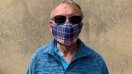 Callaby Robert, 83, from Rawdon in Yorkshire.