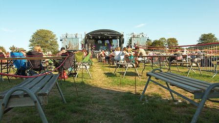 Day 2 of Wild Fields Festival at the Royal Norfolk Showground in Norwich. Picture: Danielle Booden