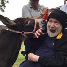 Miniature Donkeys for Wellbeing has launched a new fundraising initiative called Many Miles forMiniDonks.