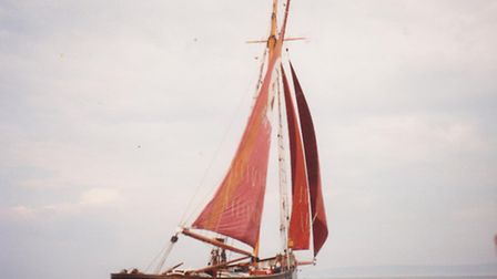 Historic Lynn boat's centenary celebration: Pictures submitted