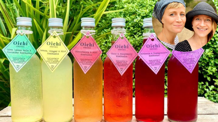 Thorayya and Shifa Mears launched Oichi Ferments in March last year