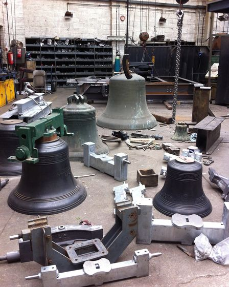 Bell tolls for Whitechapel Bell Foundry after 500 years.