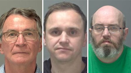 See who was jailed in Suffolk this week