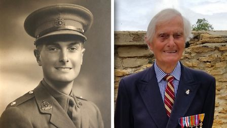 Major Ken Mayhew, who was awarded the highest Dutch honour, has died aged 104.