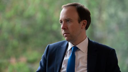 Secretary of State for Health and Social Care, Rt Hon Matt Hancock MP, speaking exclusively to the E
