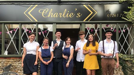 Charlie's in Holt