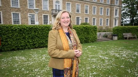 Cllr Lucy Nethsingha (Lib Dem) preparing to take over as leader of Cambridgeshire County Council.
