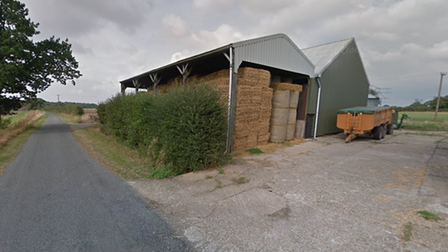 The new holiday lets will be created at land near Rendham