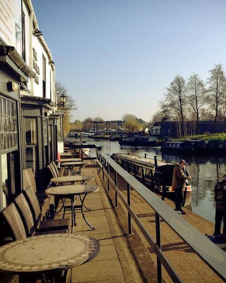 The Cutter, Ely