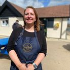 Natalie Brewer and her husband Nick have set up The Little Park Café in Thorpe St Andrew