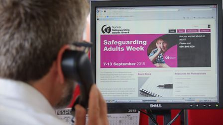 Adult Safeguarding Week, where bodies across Norfolk come together to promote the Norfolk Safeguardi
