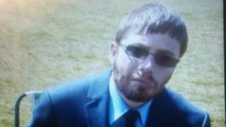George Goodman went missing from his Rollesby home early on Sunday morning.