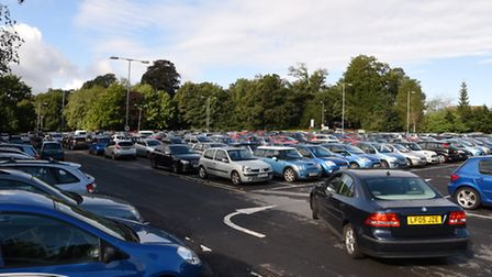 Decision day at County Hall on proposed parking charges for staff at the council's offices in Norwic