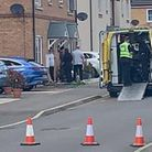 Lancaster Way, Chatteris, when armed officers attended andarrested a 35-year-old man