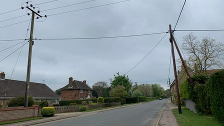 Power cut planned for Crimplesham, near Downham Market, on Friday, May 21 to replace rotten pole.
