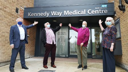 Kennedy Way Medical Centre has officially opened in Clacton