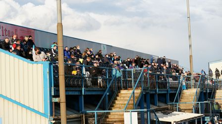 Speedway fans back in the stands, at the Adrian Flux Arena
