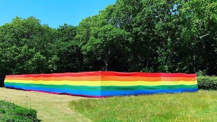 On Saturday, May 22, Stody Lodge Gardens near Holt will throw open its doors to the LGBT+ community as well as allies