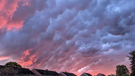 Forecasters have warned more storms could be on the way