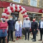A new Costa Coffee shop has opened in Sheringham