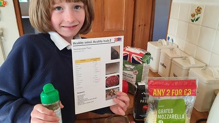 20Twenty Productions are coordinating half-term food hampers to be sent out to families across Fenland