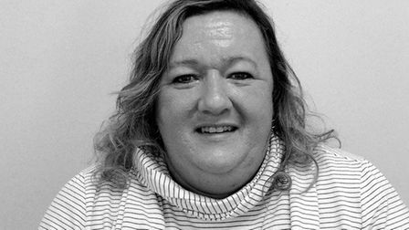 Anne Humphrys is a member of the Suffolk Parent Carer Network. Picture: ANNE HUMPHRYS