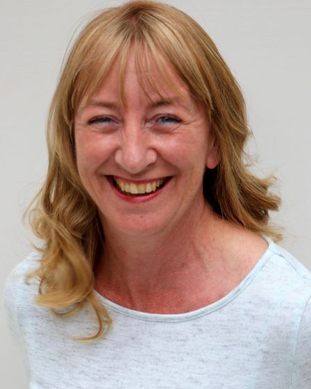 The East of England Co-op's community engagement manager Lynn Warner