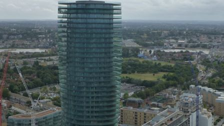 Keeping check on Isle of Dogs expansion... legal Neighbourhood Plan now adopted by Tower Hamlets Council