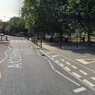 The junction of Manchester Road and Plevna Street on the Isle of Dogs