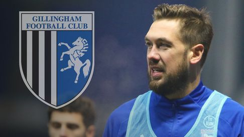 Departing Ipswich Town captain Luke Chambers is of interest to Gillingham