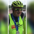 Simon John, from Thetford, will be cycling more than 900 miles from Land's End to John o' Groats.