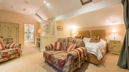 The Willow Suite at Felbrigg Lodge Hotel