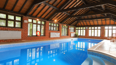 Felbrigg Lodge Hotel is one of the only hotels in north Norfolk with a pool