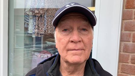 Patrick Butler, 77, from Essex