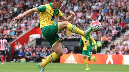 Graham Dorrans wants to add goals to his game at Norwich City. Picture by Paul Chesterton/Focus Imag
