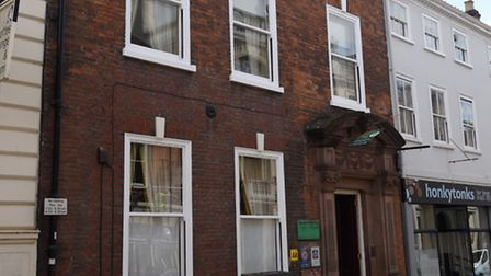 38 St Giles that offers boutique bed and breakfast
