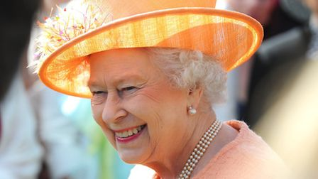 Garden Party at Sandringham House hosted by the Queen.Picture: James Bass