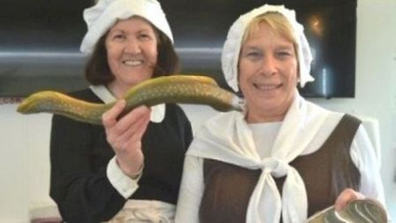 Ely Eel Dayreturns for 2021 on July 17. This picture is a throwback to a previous year.
