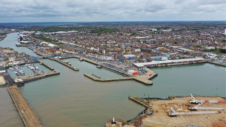 Lowestoft has the very cheapest homes in Suffolk, in part due to its isolation and lack of jobs
